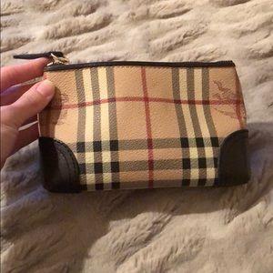 burberry change purse